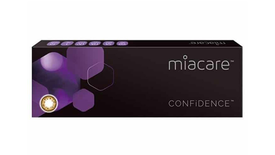 Miacare CONFIDENCE METEOR DAILY LENS