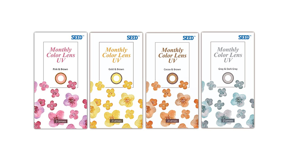 Seed MONTHLY COLOR LENS